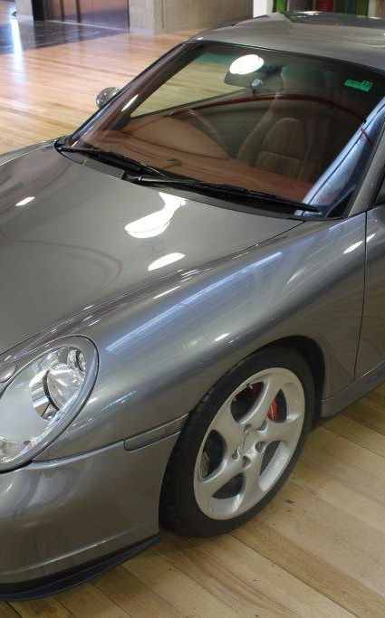 2000 Porsche 996 Turbo AWD- sold in Australia