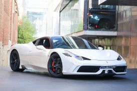 2015 Ferrari 458 Speciale F142 Coupe 2dr DCT 7sp 4.5i