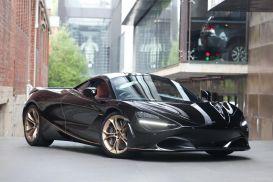 2020 McLaren 720S P14 Luxury Coupe 2dr SSG 7sp 4.0TT