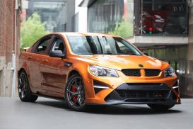 2017 Holden Special Vehicles GTS GEN-F2 R Sedan 4dr Spts Auto 6sp 6.2SC [MY17]