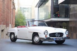 1963 Mercedes-Benz 190SL R121 Roadster 2dr Man 4sp 1.9 [Mar]
