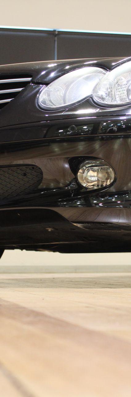 2003 MERCEDES SL500 R230- sold in Australia