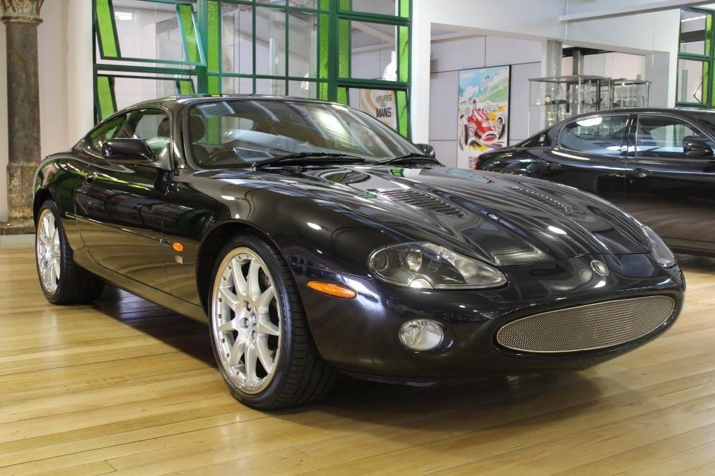 2003 jaguar xkr coupe for sale dutton garage. Black Bedroom Furniture Sets. Home Design Ideas