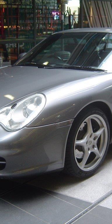 2003 Porsche 996 Carrera- sold in Australia