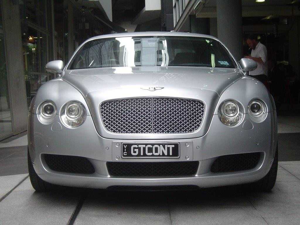 2004 Bentley Continental GT- sold in Australia