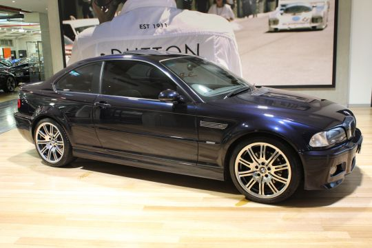 2004 BMW M3 E46 MY04.5 SMG-sold in Australia