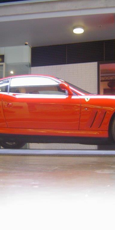 2004 Ferrari 575- sold in Australia