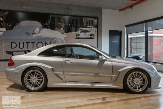 2004 Mercedes-Benz DTM AMG- sold in Australia