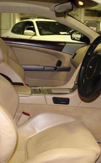 2005 Aston Martin DB9- sold in Australia