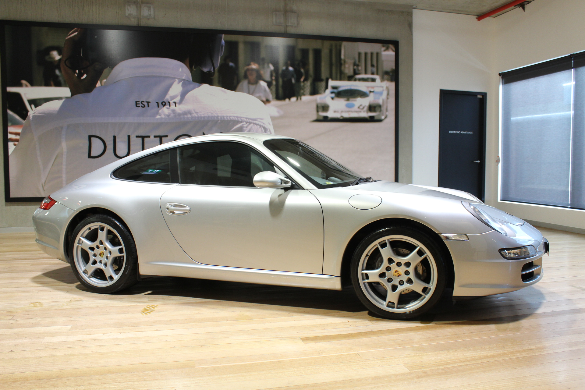 2005 PORSCHE 911 CARRERA 997- sold in Australia