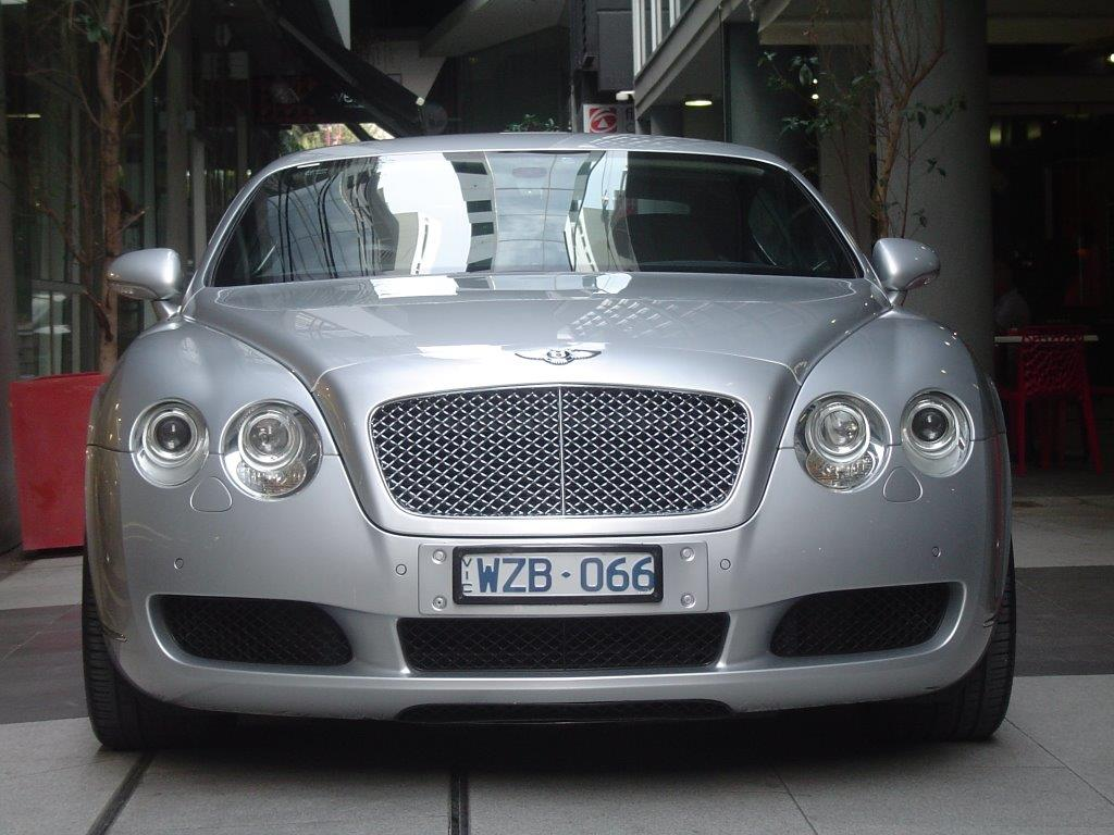 2006 Bentley Continental GT- sold in Australia
