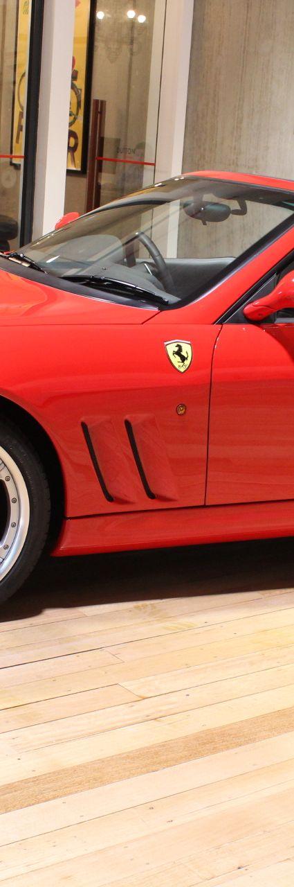 2006 Ferrari 575 Superamerica- sold in Australia