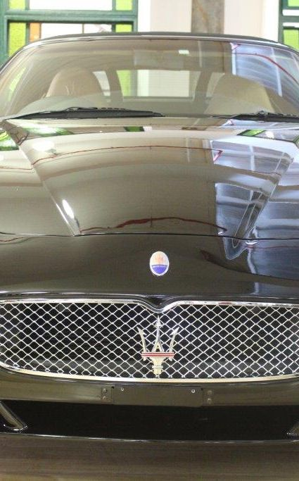 2006 Maserati Gransport Spyder- sold in Australia