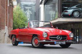 1960 Mercedes-Benz 190SL R121 Roadster 2dr Man 4sp 1.9