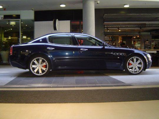 2006 Maserati Quattro Porte- sold in Australia