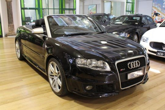 2007 Audi RS4 B7- sold in Australia