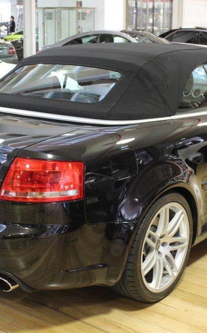 2007 Audi RS4 B7- sold in Australia