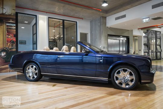 2007 BENTLEY AZURE MY07- sold in Australia