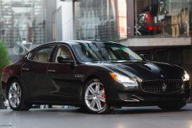 2013 Maserati Quattroporte M156 GTS Sedan 4dr Spts Auto 8sp 3.8TT [MY14]