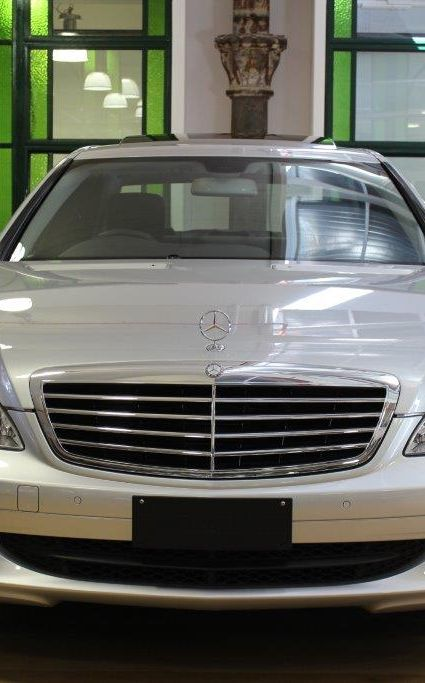 2007 Mercedes S350- sold in Australia