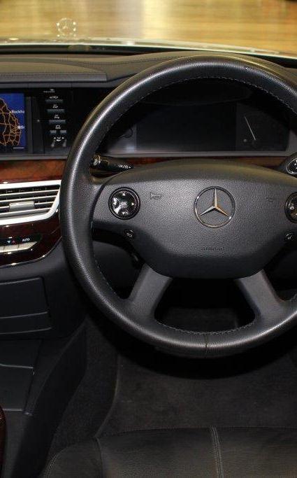 2007 Mercedes S350- sold in Australia