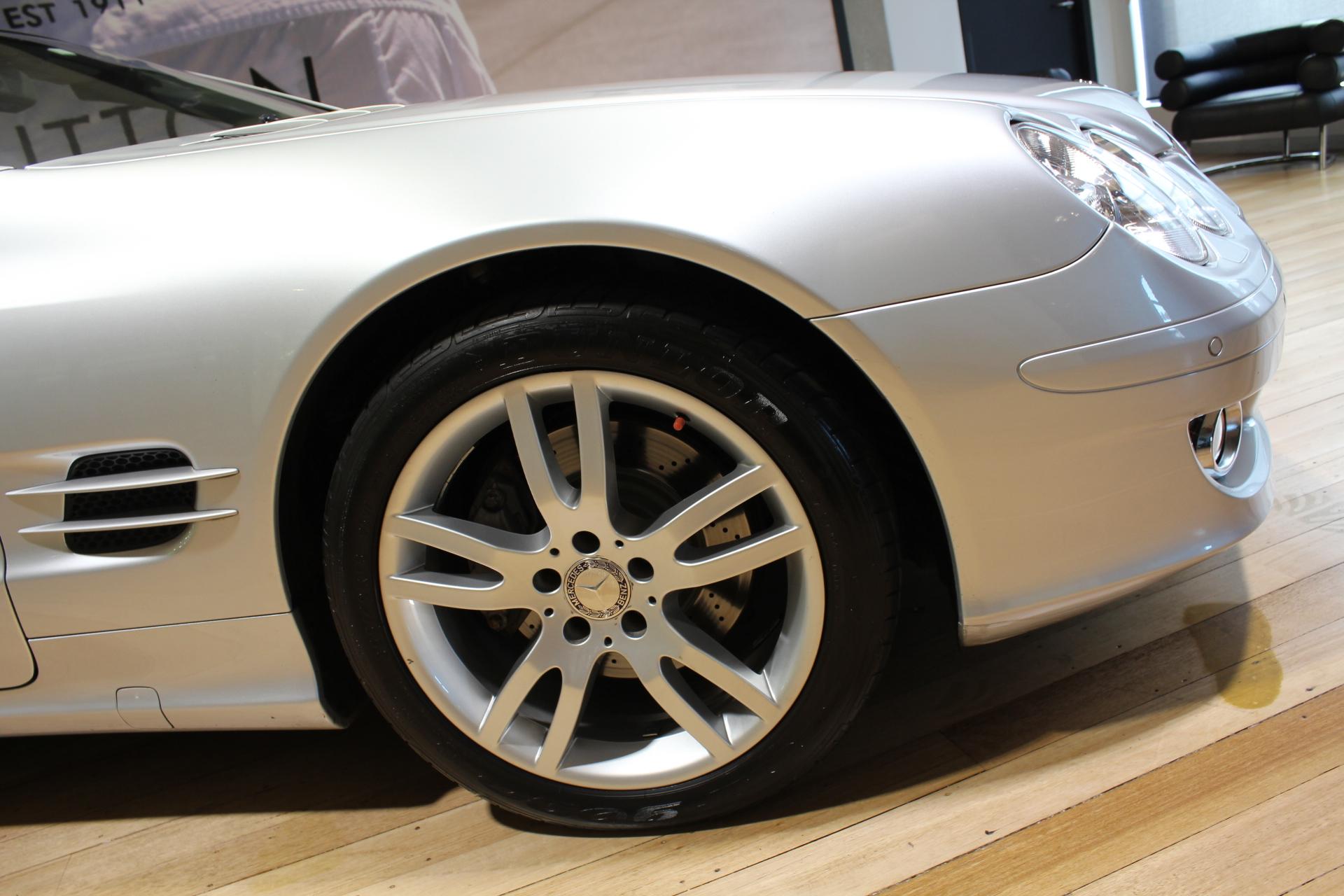 2007 Mercedes Sl350 R230 My08 For Sale Dutton Garage