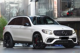 2018 Mercedes-Benz GLC63 X253 AMG S Wagon 5dr SPEEDSHIFT MCT 9sp 4MATIC+ 4.0TT [Jun]