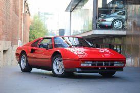 1987 Ferrari 328 GTS Coupe 2dr Man 5sp 3.2i