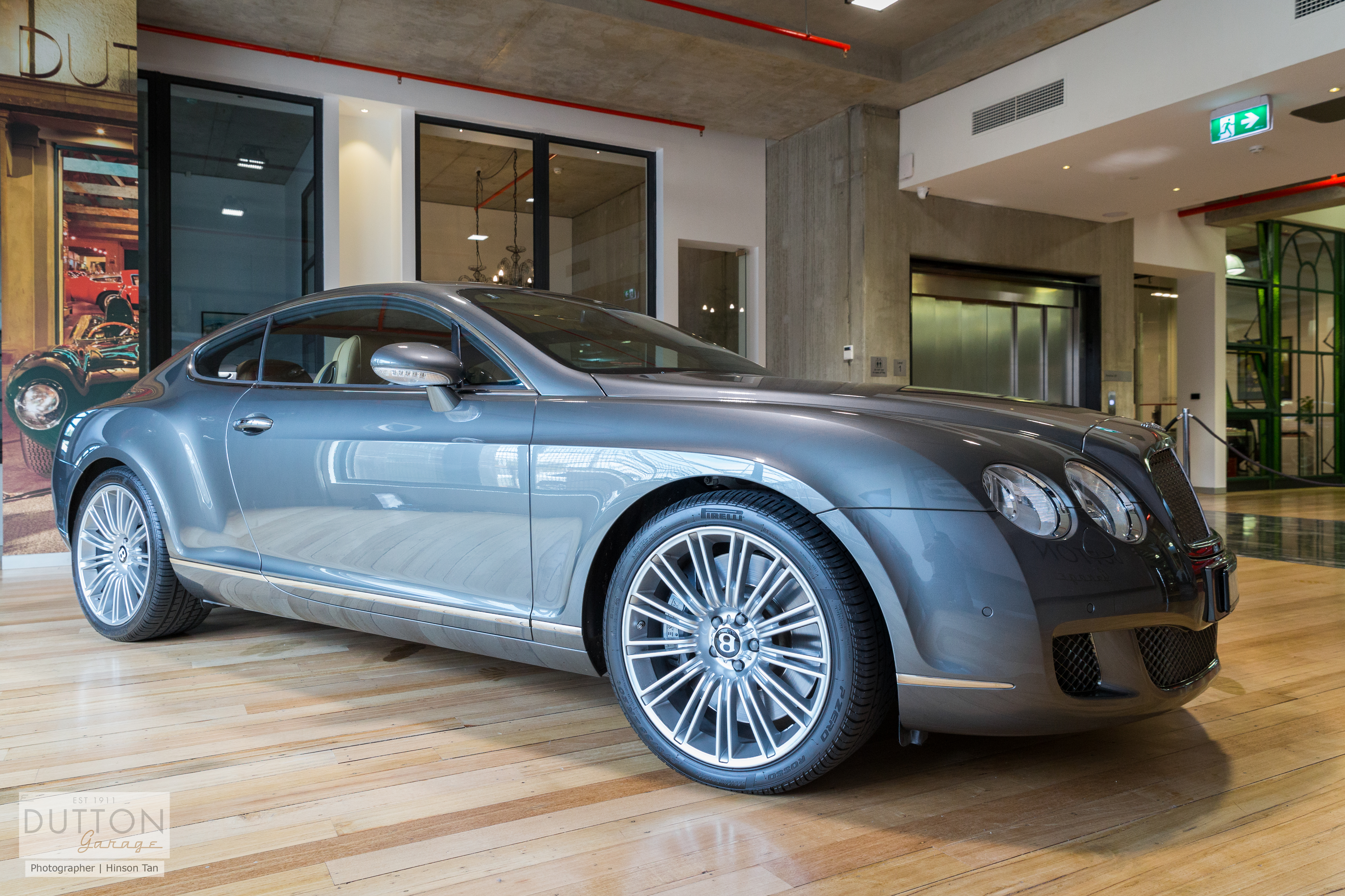2008 BENTLEY CONTINENTAL 3W MY08 GT SPEED- sold in Australia