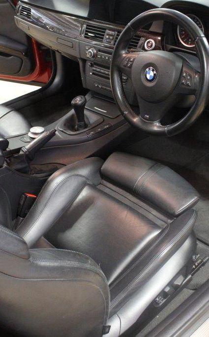 2008 BMW M3 E92- sold in Australia
