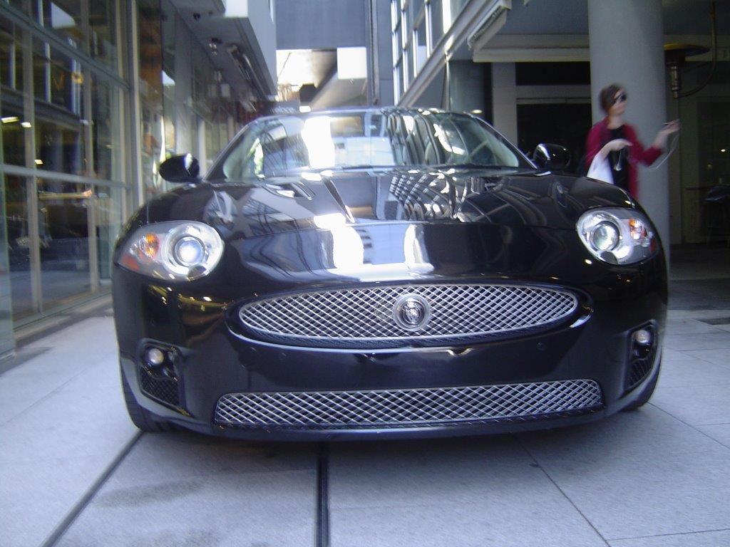 2008 Jaguar XKR- sold in Australia