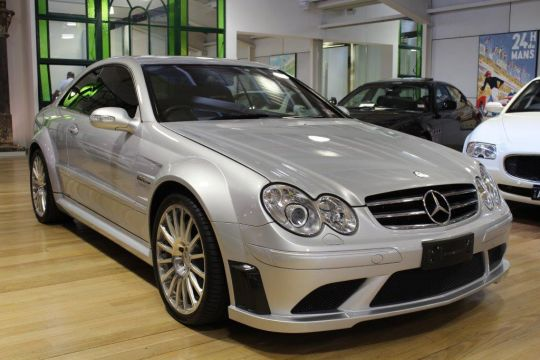 2008 Mercedes CLK63 AMG- sold in Australia