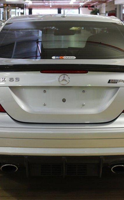 2008 Mercedes CLK63 AMG- sold in Australia