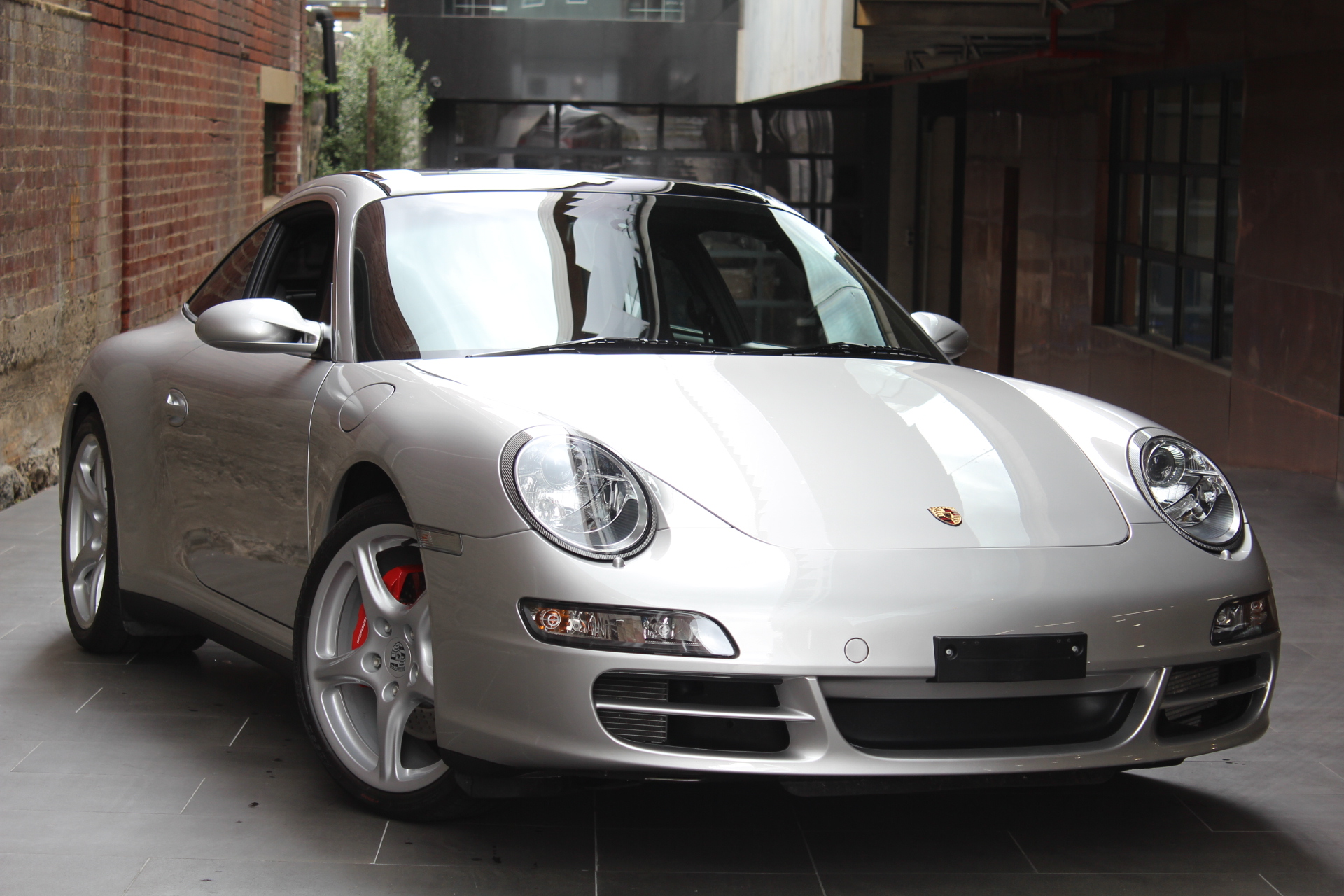 2008 PORSCHE 911 997 MY08- sold in Australia