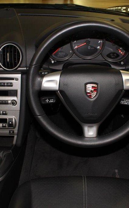 2008 Porsche Boxster 987- sold in Australia