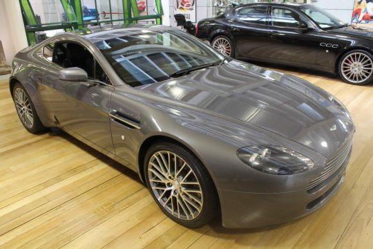 2009 Aston Martin V8 Vantage- sold in Australia