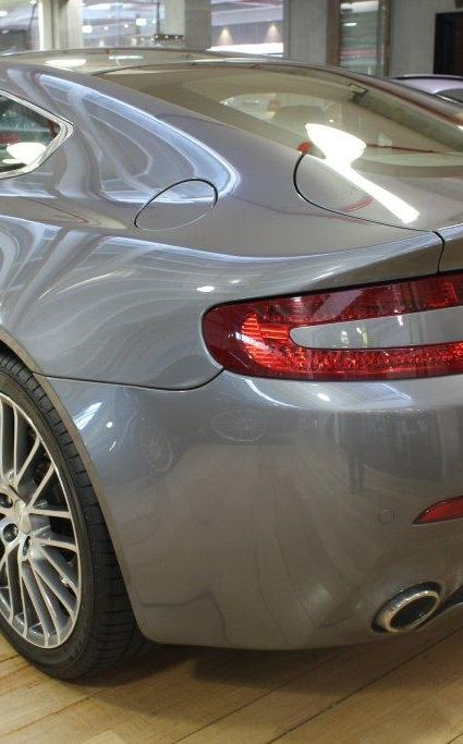 2009 Aston Martin V8 Vantage- sold in Australia