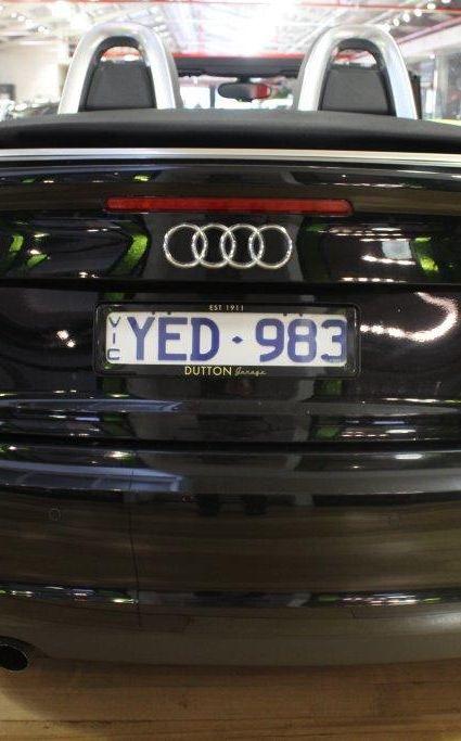 2009 Audi A3 8P- sold in Australia