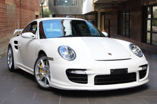 2009 Porsche 911 997 GT2 MY09 - sold in Autralia