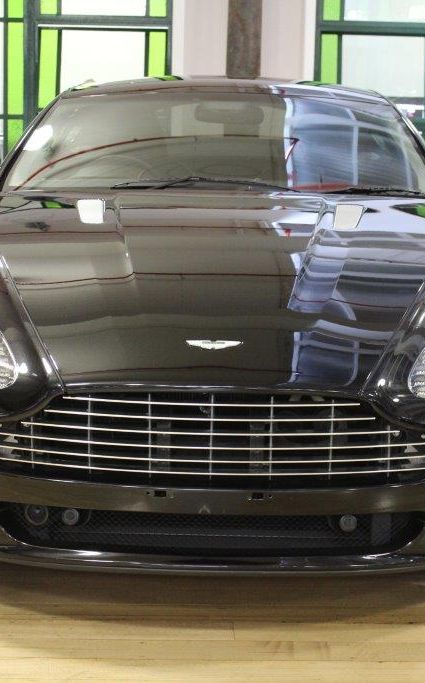 2010 ASTON MARTIN V8 VANTAGE- sold in Australia