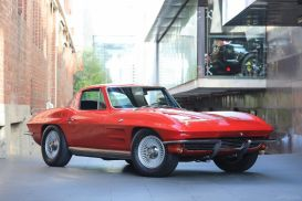 1964 Chevrolet Corvette C2 Sting Ray Coupe 2dr Man 4sp 327 [MY64]