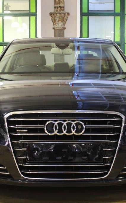 2010 Audi A8 D4 Tiptronic- sold in Australia