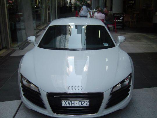 2010 Audi R8- sold in Australia