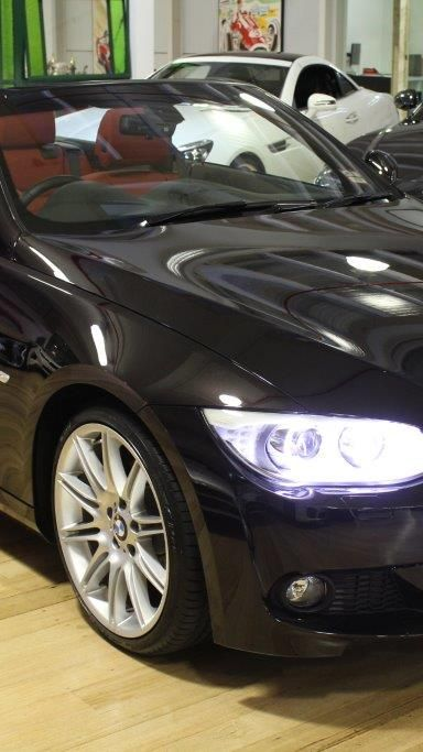 2010 BMW 320D E93- sold in Australia