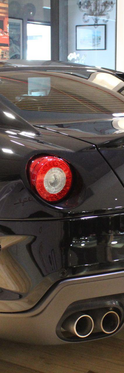 2010 Ferrari 599 GTO- sold in Australia