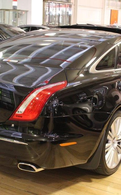 2010 JAGUAR XJ X351 PREMIUM-sold in Australia