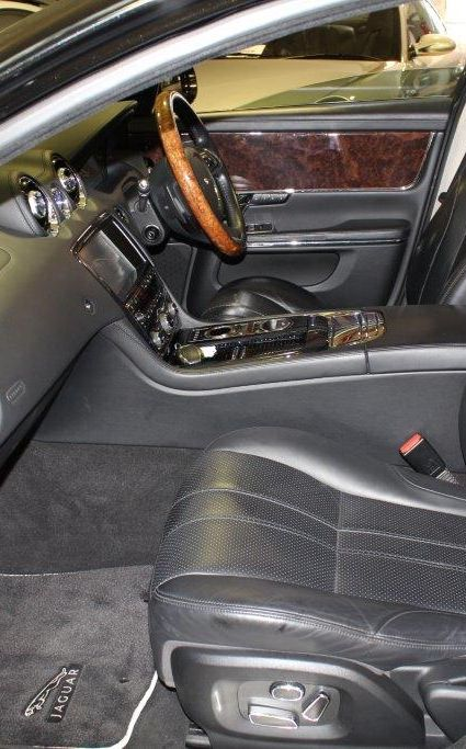 2010 JAGUAR XJ X351 PREMIUM-sold in Australia