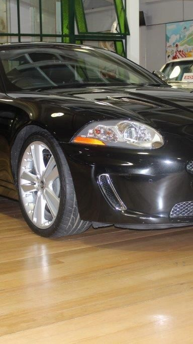 2010 Jaguar XK'R' Coupe- sold in Australia