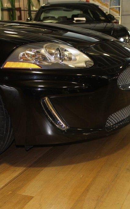 2010 Jaguar XK'R' Coupe- sold in Australia