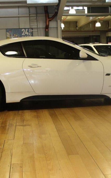 2010 Maserati GranTurismo S- sold in Australia